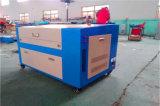 Rail de guidage de Taiwan et moteur pas à pas les performances de gravure Stable 300x500mm 40-50W Graveur laser CO2&la faucheuse