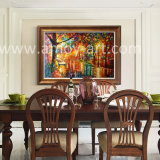 La reproducción del Viejo Maestro Afremov pinturas al óleo para la decoración del hogar