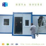 Construções prefabricadas Living 20FT 40FT pronto feito casa contêiner da estrutura de aço