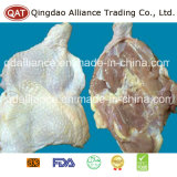 Perna inteira de frango Halal congelada/Picar