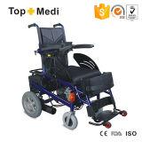 Topmedi 무력 장비 힘 서 있는 강철 휠체어
