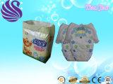 低価格および慰めの使い捨て可能な赤ん坊のおむつのトレーニングのズボン