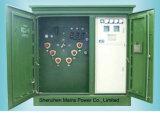 10kv Transformator van de Hoogspanning van de Distributie van de Transformator van het Type van Klasse 1600kVA de Droge
