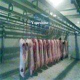 Aufbauende Isolierkaltlagerung für Fleisch