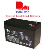 bateria profunda solar do UPS do ciclo do AGM 12V7.2ah