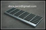 Fabricación de China profesional externo Acero galvanizado Escalera