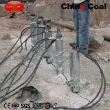 Machine de division concrète de roche en pierre hydraulique diesel de la ZM (32-38)