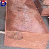 銅のアース板、接地のための銅版