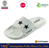 Men Size PU Injection Sandals Fashion Slippers