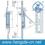 Yh9527 China Fabricante Rod Control Lock, Cabinet Rod Lock