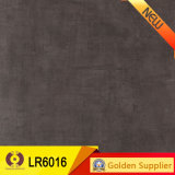 ブラウンのカラーによって艶をかけられる磁器の建築材料の床タイル(LR6016)