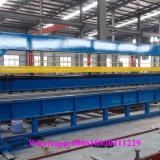 4m/6m máquina de doblado de acero hidráulico