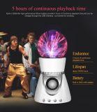 Bluetoothの無線スピーカー魔法血しょう球ライトフラッシュディスコランプの拡声器健全なボックスサポートTFカードFMの無線のスピーカーUSBのディスクのスピーカー