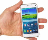 Telefone móvel destravado recondicionado original de telefone de pilha S5 da forma
