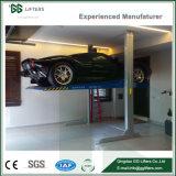 Gg торговой марки для домашнего применения простая система парковки два поста Автомобильный подъемник