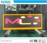 P3 Venta caliente al aire libre de doble cara, pantalla LED de Taxi