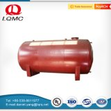 オーストラリアにエクスポートされる水平および円柱タイプ炭素鋼のディーゼル貯蔵タンク