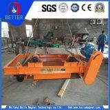 Aprovação ISO Anti-Explosion Overbelt Separador magnético para /Cintos/de sucata metálica/Hematita//pó de minério de ferro