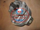 Original Komatsu D155ax-6 Hydraulic GEAR Pump ESA there: 705-22-43070 Spare Shares