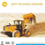 Équipement de construction lourde 3,4 tonne chargeuse à roues