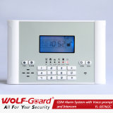 Warnungssystem des Wolf-Schutz-GSM+PSTN+IP+LAN+GPRS+Cid