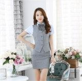 Compagnie aérienne officielle OEM hôtesse Ol Women's Office Business uniforme
