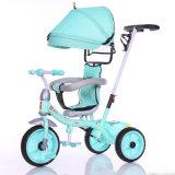 Venda por grosso de fábrica 2018 crianças do novo modelo de triciclo para o bebé