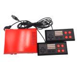Mini HDMI privado HD TV Retro videoconsola puede almacenar 600 juego clásico europeo-americanos en rojo y blanco con cajas de venta al por menor de 8 bits