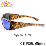 Novos óculos de sol polares de esporte de qualidade para pesca (91202)