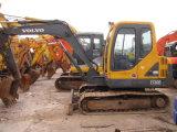 Mini escavatore utilizzato di Volvo Ec55 dell'escavatore di Volvo mini da vendere