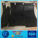 Fabricante liso negro del comerciante de China Geocell