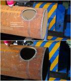 CNC van de Lijn van de kruising de Scherpe Machine van de Schuine rand van de Pijp van het Staal met de Scherpe Fabrikant van de Vlam van het Plasma