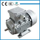 A série MS Motor de indução trifásico com estrutura em alumínio