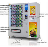 Hot Water Dispenser를 가진 즉시 Noodles Vending Machine