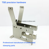 As peças de estamparia de metal OEM/parte de usinagem CNC/Auto/Peças de Metal/peça de aço inoxidável dobrando/formando /chapa metálica de Corte a Laser Estampagem
