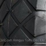 Rotella di gomma pneumatica della carriola