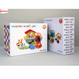 Factory Custom Wholesale Boîte en papier ondulé décoratif pliable pour bébé