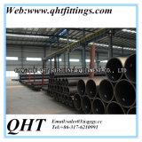 É a tubulação de aço sem emenda laminada a alta temperatura de carbono de G3454 Stpg370e