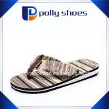 Cinghia afflitta Premium di caduta di vibrazione dei sandali del Leatherette degli uomini