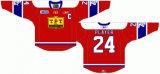 Liga de Hóquei de Ontário personalizados Peterborough Petes 1999-2015 Suplente Hóquei no Gelo Jersey