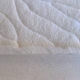 Tela grabada blanca como la leche del punto del Knit de la deformación para la alineación y los pun¢os de las capas