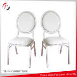 Stapelen Aluminium Hotel Banquet Wedding Hall Chair (BC-04)