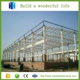 Пример конструкции здания инженерства стальной структуры Prefab