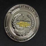 Custom металлические задача монеты