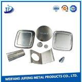 Pièces d'acier d'OEM/en aluminium de plaque/de tôle de fabrication avec l'usinage