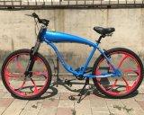 Cdh 26 Magの車輪が付いているインチによってモーターを備えられる自転車、2.4Lガスフレーム、ガソリン機関の自転車、アクセサリのバイク
