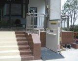 le ce 250kg extérieur d'intérieur de 1-6m a reconnu le levage hydraulique d'escalier de présidence pour les handicapés