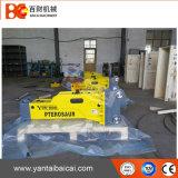 De Hydraulische Breker van de Lader van de Jonge os van de Steunbalk van de Fabrikant van Yantai met de Uitrustingen van de Verbinding