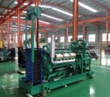 Biogas-Generator-Set-Energien-Generator der China-Fabrik-100kw für Verkauf