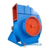 Marche avant à double entrée incurvée avec une grande efficacité du ventilateur centrifuge